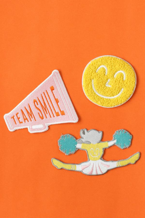 Team Yum Yum Cheerleader Patch