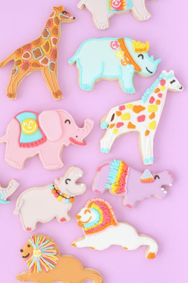 Save The Animals Cookie Cutter Set