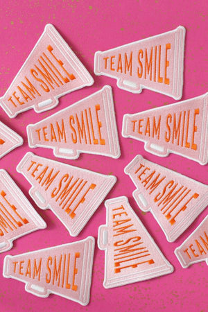 Team Yum Yum Megaphone Patch