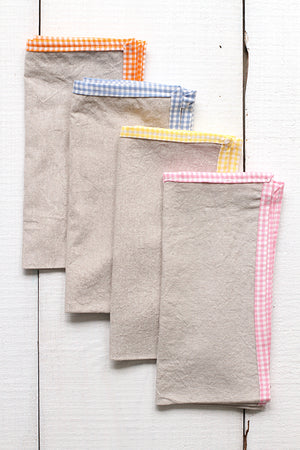 Carnival Linen Napkin Set (set of 4)