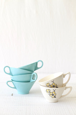 Vintage Coffee Cup Collection
