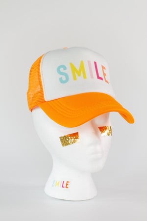 Colorful Smile Trucker Hat