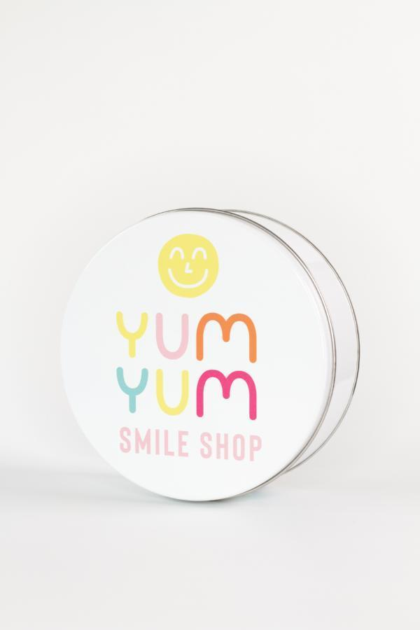 YOU MAKE ME SMILE GIFT TIN