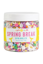 Spring Break Sprinkles