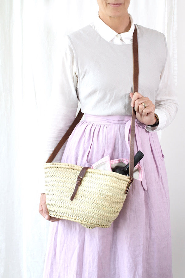 ODETTE BASKET BAG