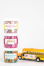 Playground Attraction Sprinkle Set