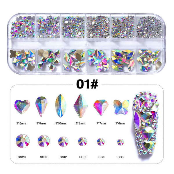 Diamond Jewel Pieces Pack