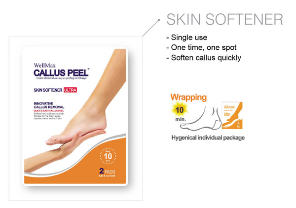 Skin Soft Patches (2 or 4)