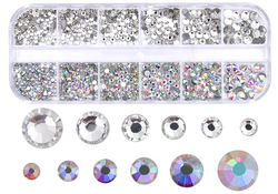 Diamonds (Various Sizes -Clear )