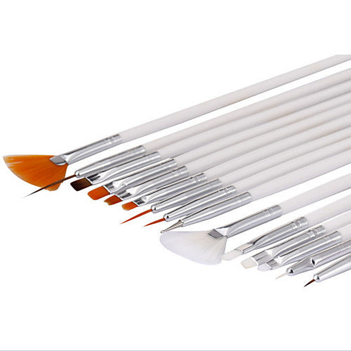 Nail Art Brush Pack & Dotting Tools