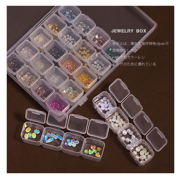 3D Nail Art Mixed Box