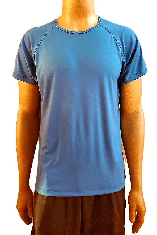 Men's Eco-technical Tee Teal