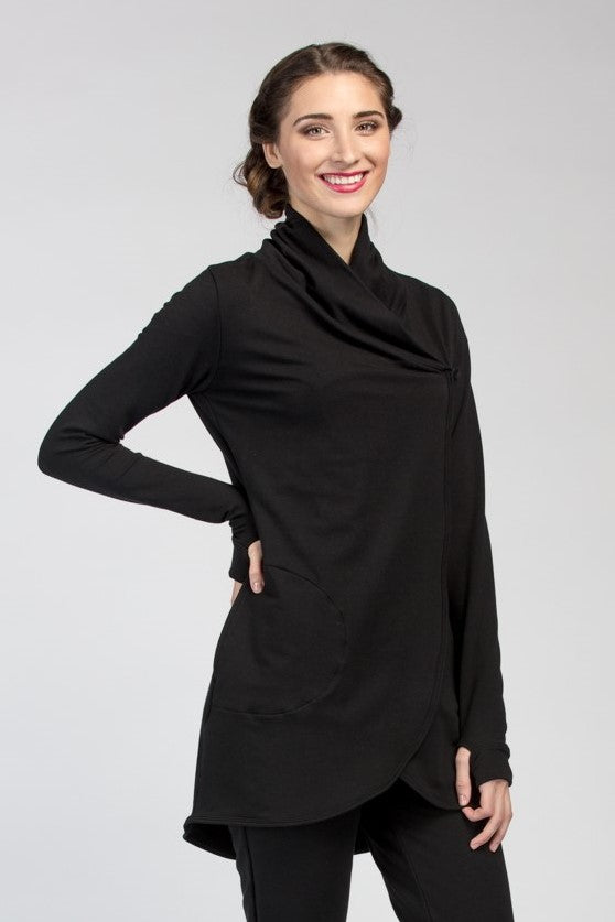 Cacoon Wrap Black