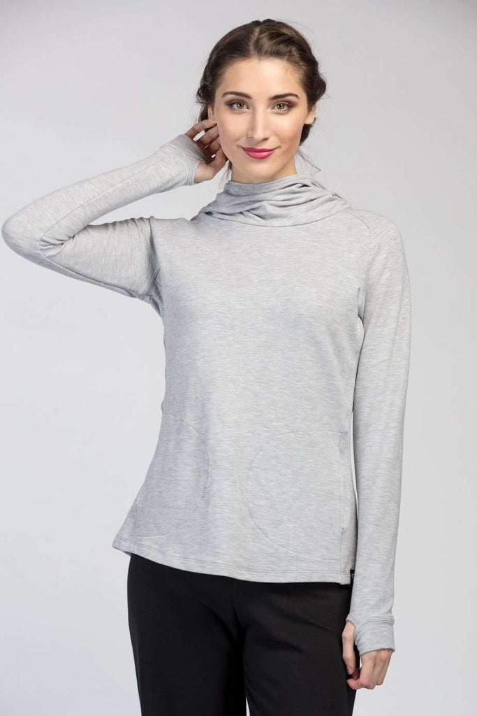 Scuba Pullover Heather Gray