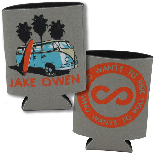 Ride & Roll Koozie