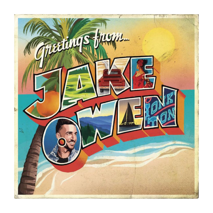 Greetings from...Jake CD