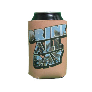 Drink All Day Peach Can Cooler