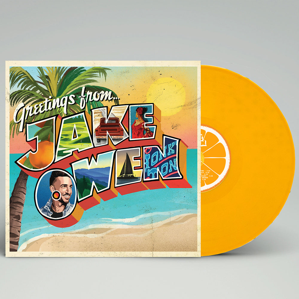 Greetings From…Jake Vinyl