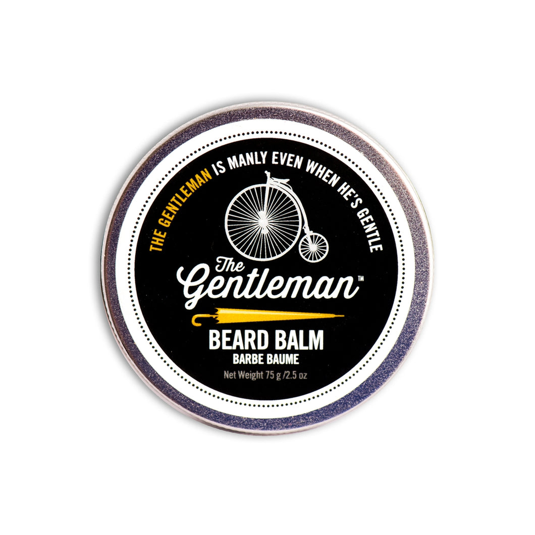 The Gentleman Beard Balm - Harp & Sole Boutique