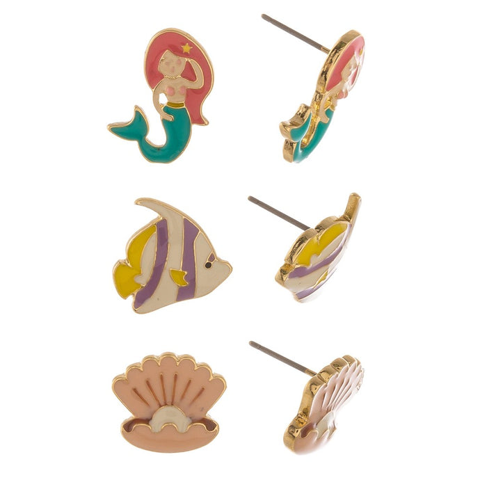Under The Sea Earring Set - Harp & Sole Boutique