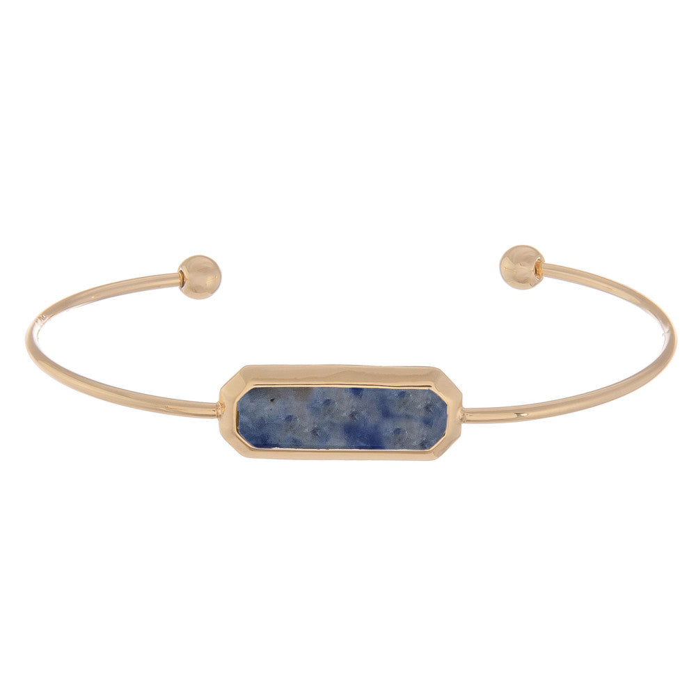 Natural Stone Bracelet - Harp & Sole Boutique