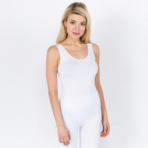 Seamless Tank Top Bodysuit - Harp & Sole Boutique