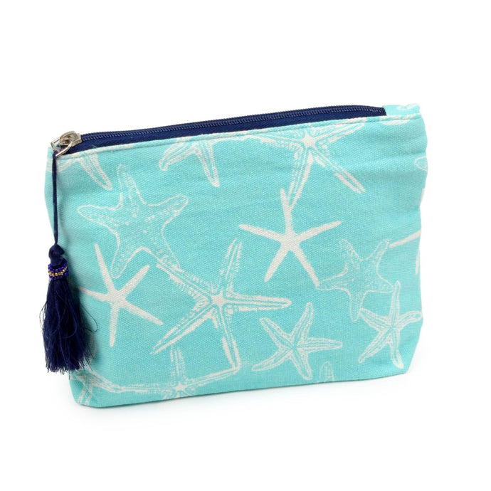 Starfish Pouch with Tassel - Harp & Sole Boutique