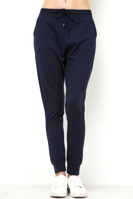 Basic Drawstring Jogger - Harp & Sole Boutique