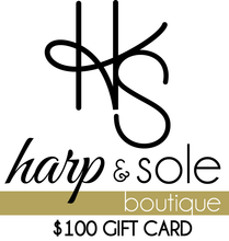 Load image into Gallery viewer, Gift Card - Harp & Sole Boutique