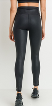 Load image into Gallery viewer, High Waist Matte Faux Leather Legging