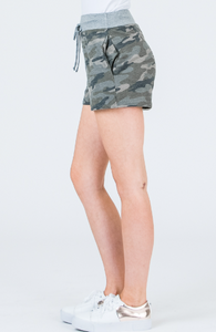 Camo Shorts - Harp & Sole Boutique