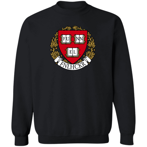 FNLHCKR Ivy League Crewneck Pullover Sweatshirt 8 oz.