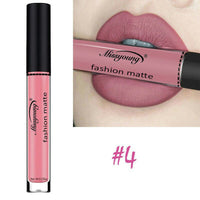 MISS YOUNG Liquid Lipstick Moisturizer Velvet Lipstick Cosmetic Beauty Makeup
