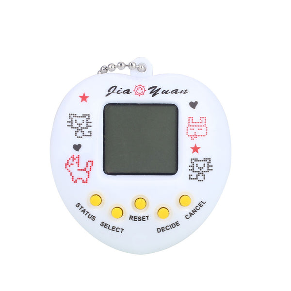 Cyber Pet Toy Electric Pet Game Machine Retro Electronic Game Virtual Pet Care Electric Pet Care Digital Pet Game 90S