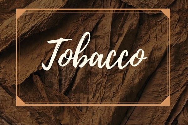 Tobacco (Candle)