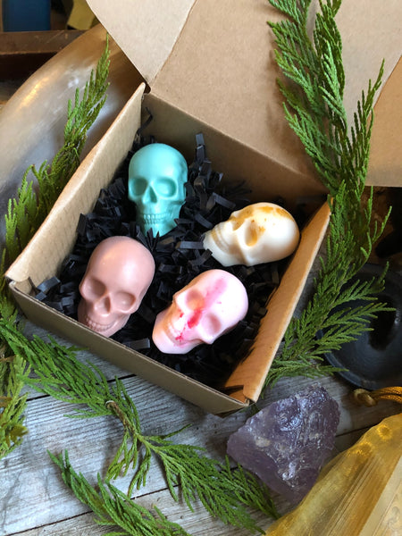 Yule Sample Box
