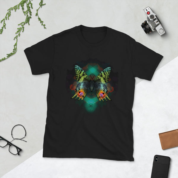 Madagascan Sunset Moth Unisex T-Shirt