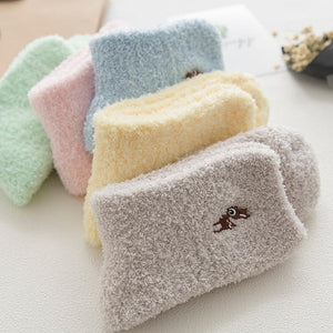Crittertrends Ultrasoft Winter Socks