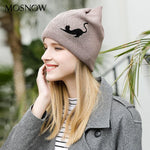Le Chat Douillet Fine Knitted Cap