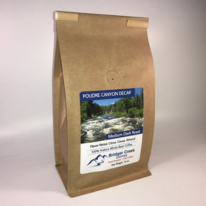 Poudre Canyon Decaf