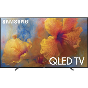 "Samsung QN75Q9FN FLAT 75"" QLED 4K UHD 9 Series Smart TV 2018 - Stereo Advantage"