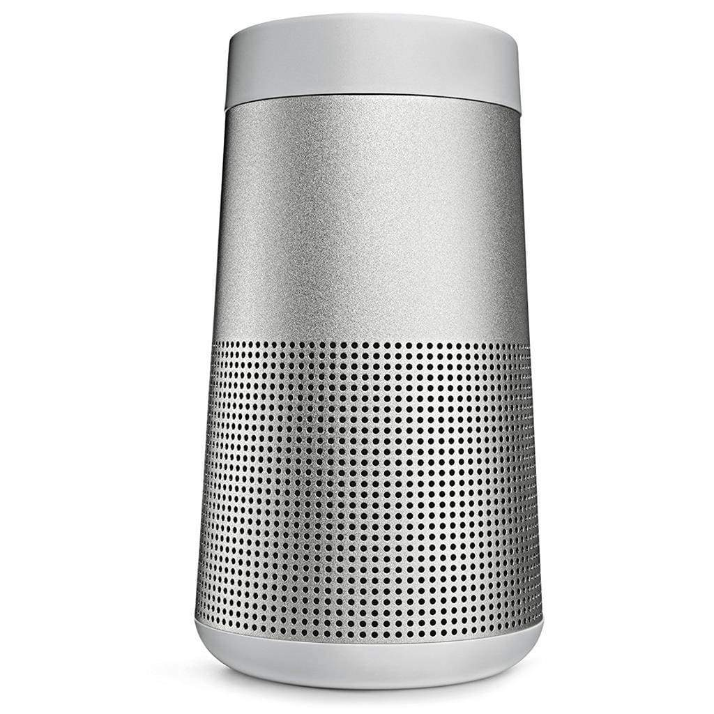 Bose SoundLink Revolve Portable Bluetooth 360 Speaker, Lux Gray - Stereo Advantage