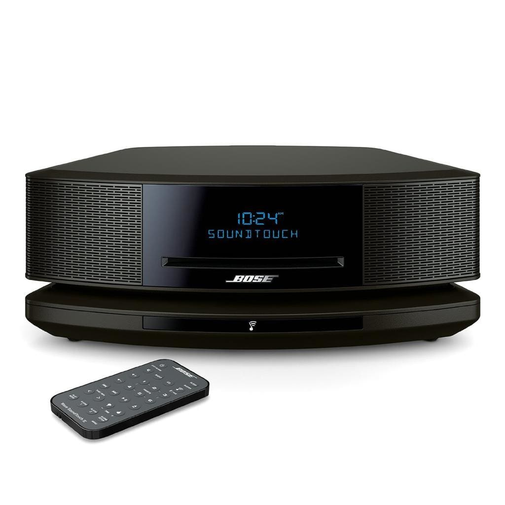 Wave Music System SoundTouch series IV - Blk - Stereo Advantage