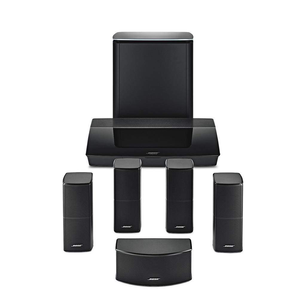 Bose Lifestyle 600 Home Entertainment System, Works with Alexa, Black