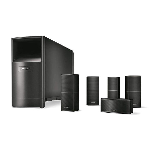 Bose Acoustimass 10 Series V Home Theater Speaker System, Black