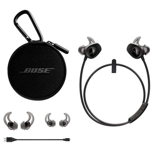 Bose SoundSport Wireless headphones- Black - Stereo Advantage