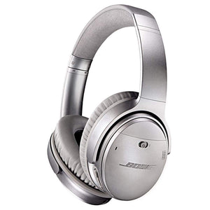 Bose QuietComfort 35 Wireless headphones- Silver