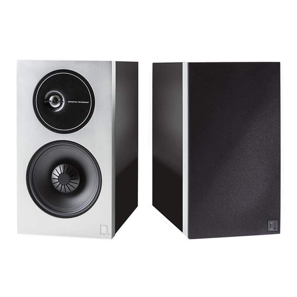 Definitive Technology Demand Series D11 High-Performance Bookshelf Speakers - Pair (Black) - Stereo Advantage