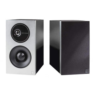 Definitive Technology Demand Series D9 High-Performance Bookshelf Speakers - Pair (Black) - Stereo Advantage