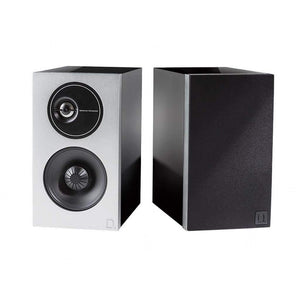 Definitive Technology Demand Series D7 High-Performance Bookshelf Speakers - Pair (Black) - Stereo Advantage